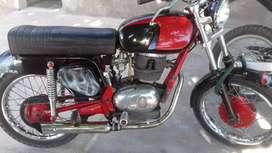 Vendo Gilera 200cc Extra