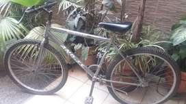 Bicicleta con Cambios, Rodado 26