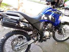 Se vende moto yamaha tenere 250 cc modelo 2016