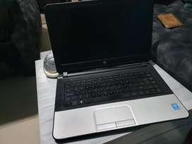 Vendo portatil HP cori5