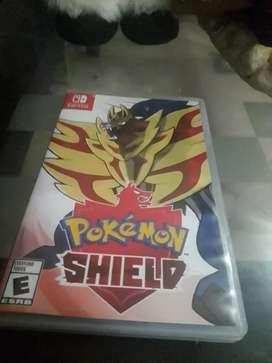 Vendo pokemon escudo