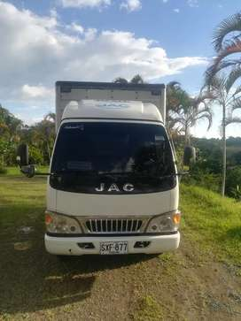 Vendo Camión JAC 1035 llanta Sencilla