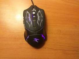 Combo Gaming Mouse Y Teclado Rgb