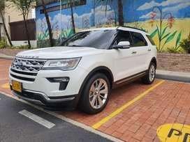 Ford explorer Ltd 2019