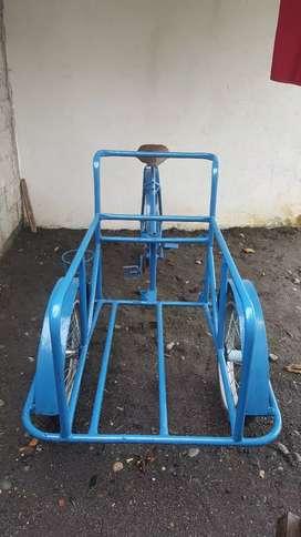 Triciclo de carga/ventas