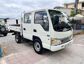 Camion JAC HFC 2019 doble cabina como nuevo