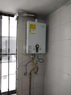 Reformas y mantenimiento de calentadores de agua