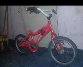 bicicleta rodado 16 buen estado