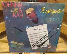 Vinilos Long Play Lps Discos Acetatos Pastas Vinyl JHONNY & RAY SALSA CON CLASE