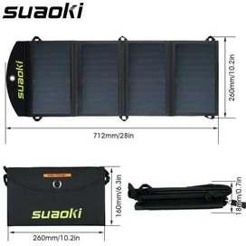 panel solar 25w suaoki