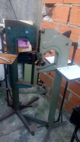 remachadora ojalilladora ZE(reforzada) industrial