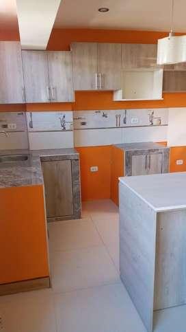 Alquiler de bonito departamento en Abancay