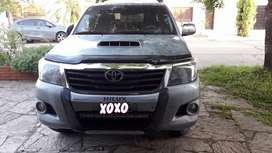 Flamante Toyota hilux