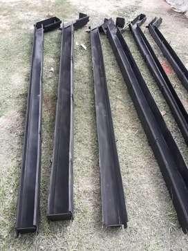 Molde de postes olímpicos