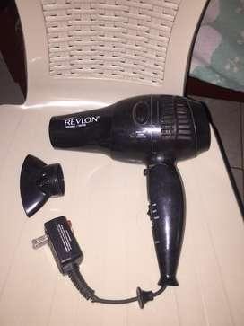 Secadora de cabello