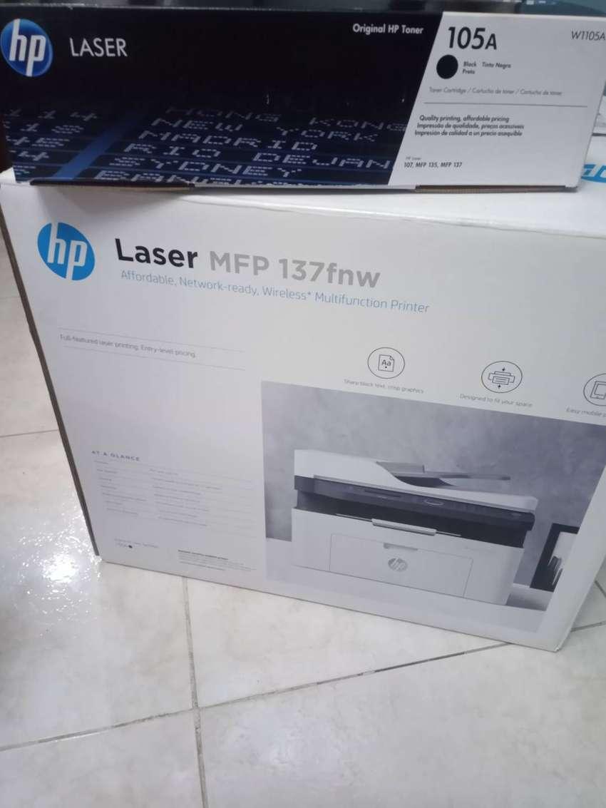 MULTIFUNCIONAL HP LASERJET 137 0