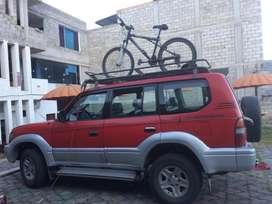 Toyota prado 4x4 5 puertas