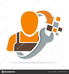 Tecnologo Electromecánico Polifuncional en diversas áreas instalaciones, servicio al cliente, soldador mig mag