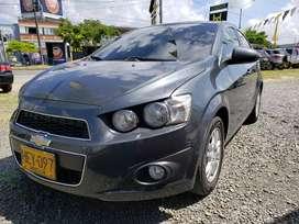 Chevrolet Sonic LT Sunroof mecánico - Pereira