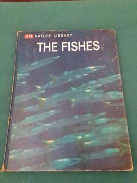 THE FISHES . LIFE NATURAL LIBRARY LIBRO LOS PECES . EN INGLES