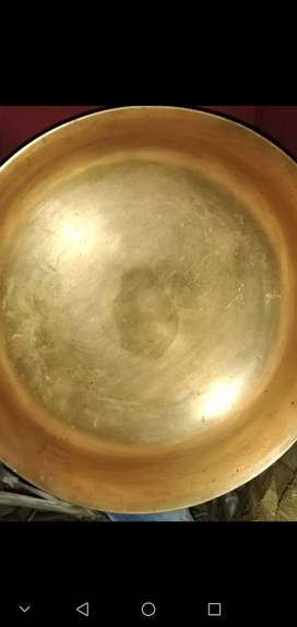Vendo paila de bronse