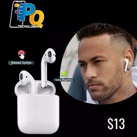 Audífonos Bluetooth I11 5.0 Tws Versión Touch