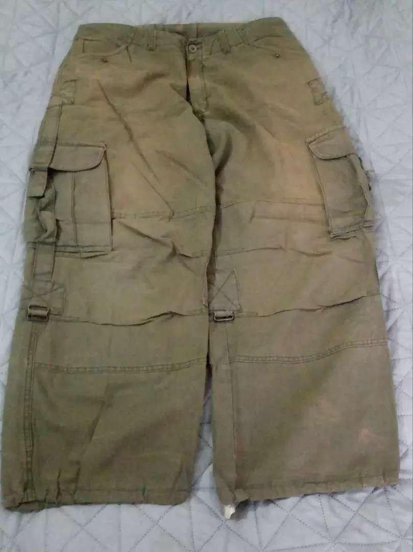 Pantalon aviador 0