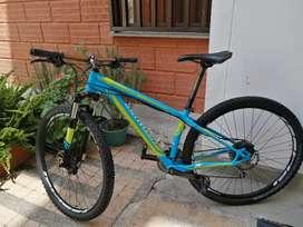 Bicicleta specialized todoterreno