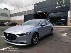 Mazda 3 SDN Touring AT Nueva Generación