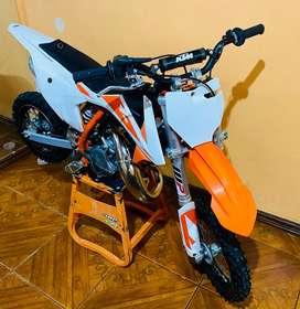 KTM 50 cc año 2019