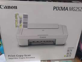IMPRESORA CANON  PIXMA MG252 NUEVA