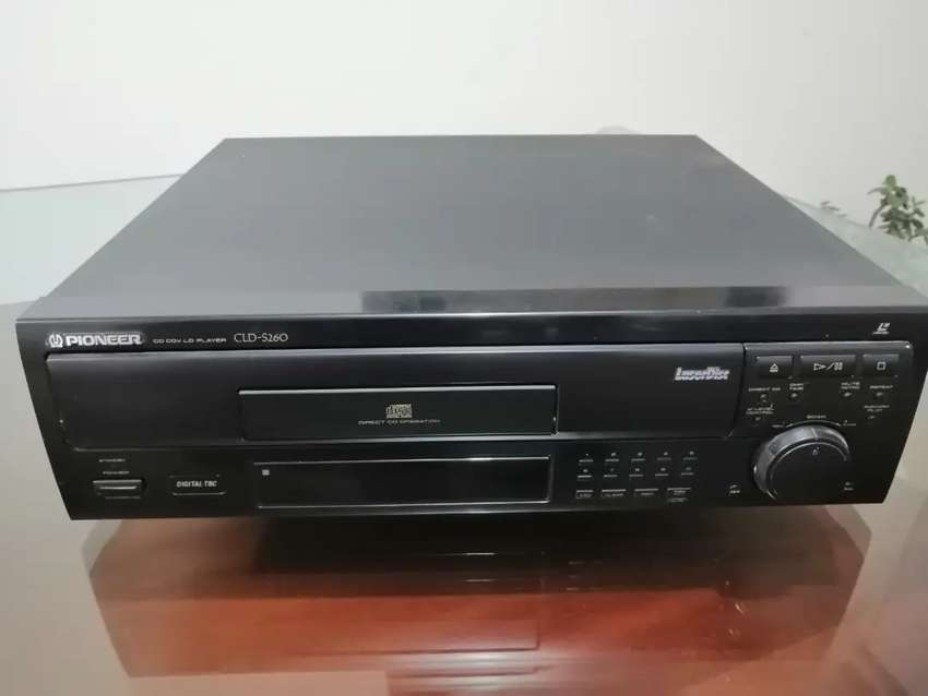 REPRODUCTOR PIONEER CLD-S260