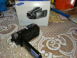 Video Camara Samsung Hmxf80
