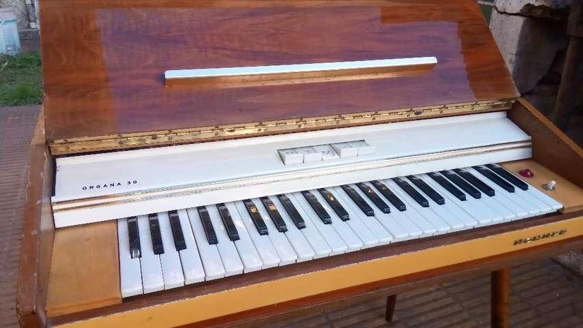 Acordeon a Piano Hohner Aleman Armonio 0