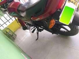 Vendo hermosa moto gream neo