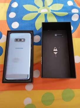 Celular Samsung Galaxy S10e Y Samsung Gears S3 Frontier