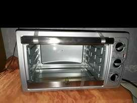 Vendo horno eléctrico sin uso