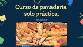 Curso panadería