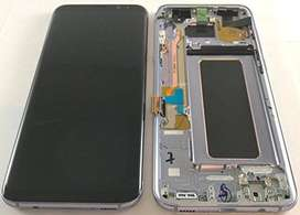 Display Samsung S8 Plus Con Marco Original Lcd Touch Pantalla
