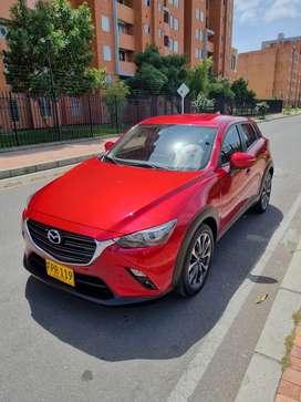Mazda cx3 touring perfecto estado