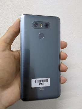 LG G6 Sumergible Usado Con Factura Legal