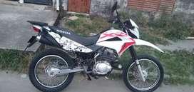 Moto para la venta o se cambia x FZ150o NS 200