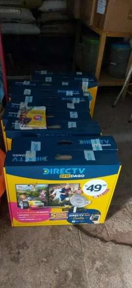 Se vende direc tv prepago