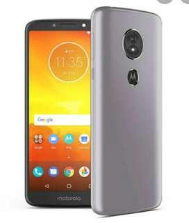 Motorola  e5 16GB huella dactilar