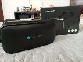 Gafas realidad virtual marca D-urban