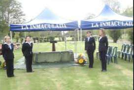 vendo lote doble parque cementerio la inmaculada