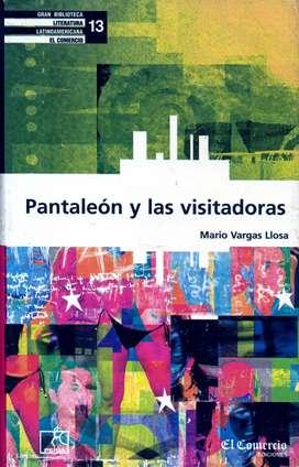 Pantaleón y Las Visitadoras - MARIO VARGAS LLOSA - Diario El Comercio