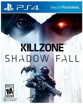 Vendo cambio killzone shadow fall