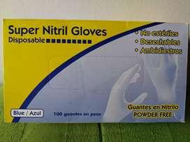 Se venden guantes nitrilo