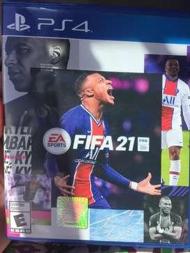 FIFA 2021 CASI NUEVA